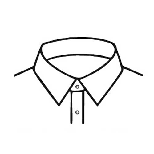 C4 – Medium Spread Collar